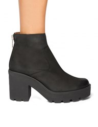 Pixie Market Joan Everyday Platform Ankle Boots