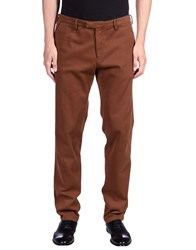 Trussardi Casual Pants Rust