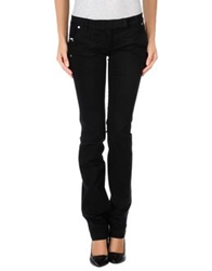 Fracomina Casual Pants Black
