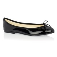 French Sole India Patent Leather