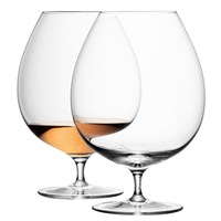 Lsa International Bar Brandy Glasses Set Of 2