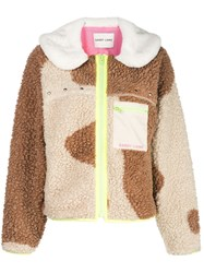 Sandy Liang Bells Fleece Jacket 60
