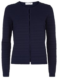 Damsel In A Dress Delia Knitted Jacket Navy