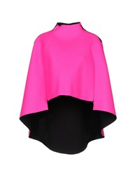 Milly Capes And Ponchos Fuchsia