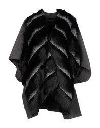 Atos Lombardini Coats And Jackets Capes And Ponchos