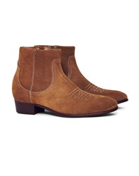 Hudson Winston Suede Boot Sand