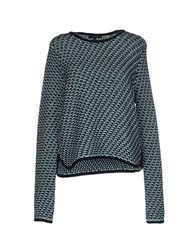 Surface To Air Sweaters Turquoise