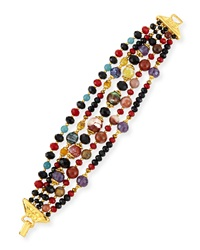 Multi Strand Beaded Bracelet Jose And Maria Barrera