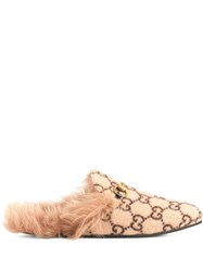 Gucci Monogram Princetown Slippers 60