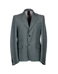 People Blazers Dark Green