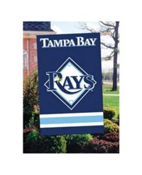 Party Animal Tampa Bay Rays Applique House Flag Team Color