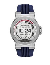 Michael Kors Android Weartm Stainless Steel Display Watch Navy Blue