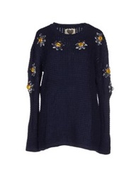 Made For Loving Sweaters Azure