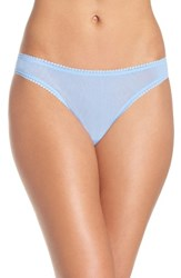 Ongossamer Women's On Gossamer Mesh Hip G Thong