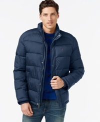 Tommy Hilfiger Classic Puffer Jacket New Navy