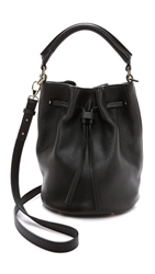 Meli Melo Guia Bucket Bag Black