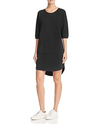 Alternative Apparel French Terry Dress 100 Bloomingdale's Exclusive Black