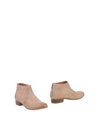 Carmens Ankle Boots Military Green