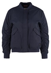 Lee Bomber Jacket Navy Darkness Blue