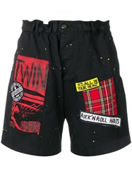 Dsquared2 It's All In Your Head Shorts Black