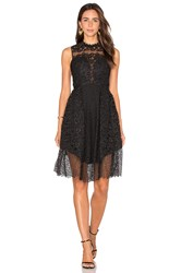 Three Floor Sloan Dress Black