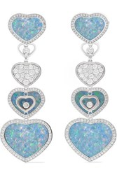 Chopard Happy Hearts 18 Karat White Gold