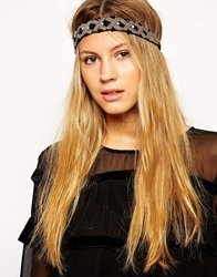 Asos Bead Jewel Headband Multi