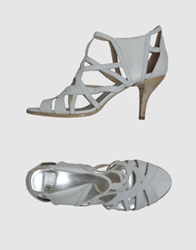 Mare High Heeled Sandals Grey