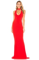 Nookie Diva Gown Red