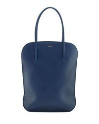 Nina Ricci Irrisor Medium Flat Tote Bag Blue Gray