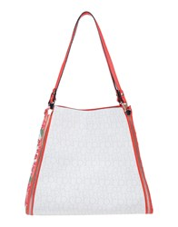 Roccobarocco Handbags Light Grey