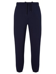 Lyle And Scott Jersey Joggers Navy
