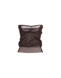 Dolce And Gabbana Tube Tops Brown