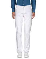 Billionaire Casual Pants White