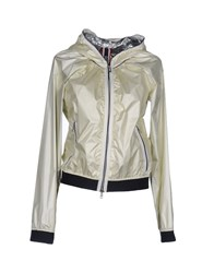 Club Des Sports Jackets Beige