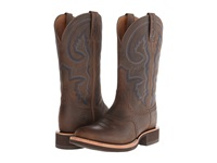 Ariat Quantum Crepe Distressed Brown Cowboy Boots