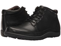 Born Nigel Boot Black Full Grain Lace Up Boots