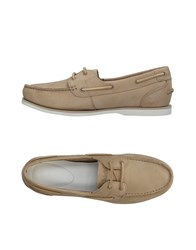 Timberland Lace Up Shoes Sand