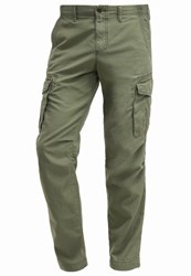 Gap Cargo Trousers Olive