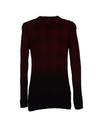 Selected Homme Sweaters Maroon