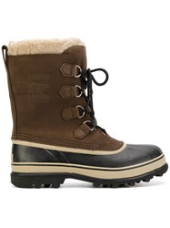 Sorel 1964 Pac Boots Brown