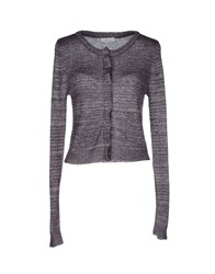 List Knitwear Cardigans Women Dove Grey