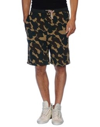 Suit Bermudas Military Green