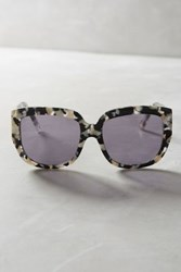 Anthropologie Ett Twa Sona Sunglasses Grey
