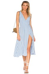 Privacy Please Wilson Dress Baby Blue