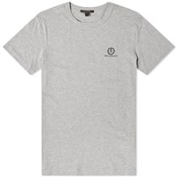Belstaff Embroidered Logo Tee Grey