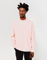 Soulland Goldsmith Button Down Shirt Pink