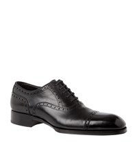 Tom Ford Edward Leather Oxford Shoe Male