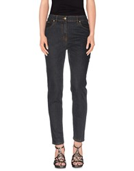 Clips More Denim Denim Trousers Women Black
