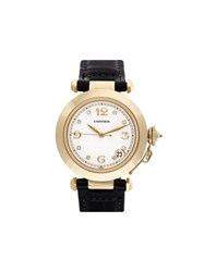 Cartier 2000 Pre Owned Pasha 35Mm 60